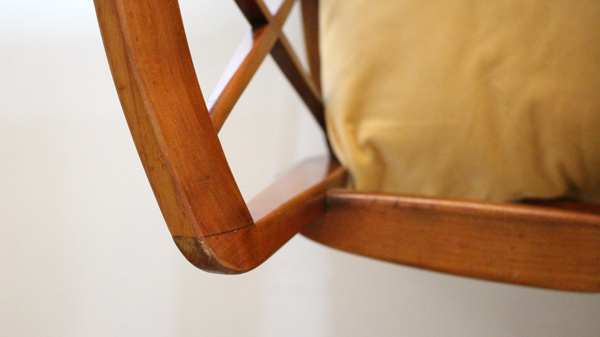 workspace makeover - Accessorize your Home - vintage chair - SANELA - IKEA