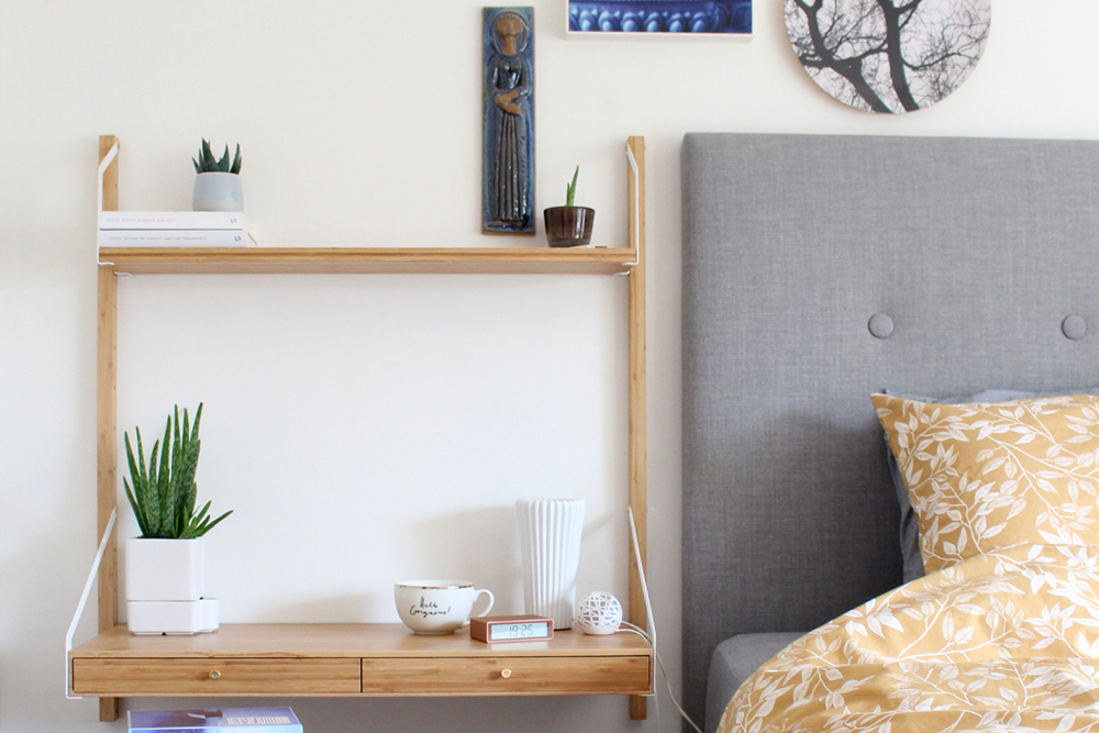 Svalns ikea ideas and inspiration svalnas the perfect bedside