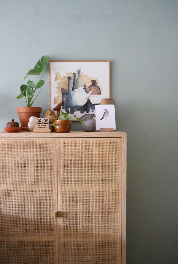 Fabulous Bamboe Behang Ikea @EU01