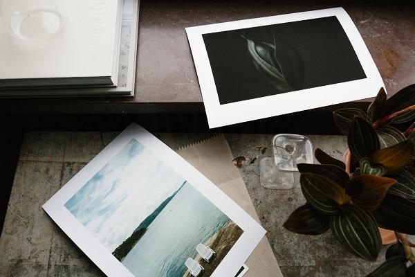 Fotokunst in kleur of zwart wit van het Zweedse Kolla - via Accessorize your Home
